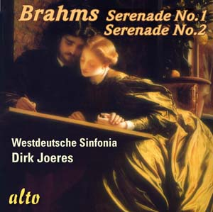 Album Brahms: Serenades 1 & 2