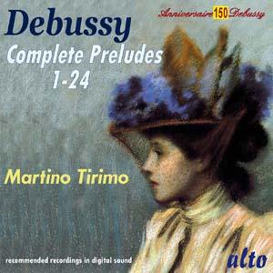 Album Debussy: Complete Preludes