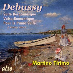 Album Debussy Piano Suites