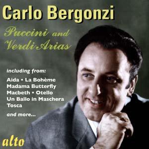 Album Puccini and Verdi Arias