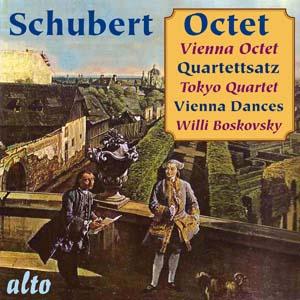 Album Schubert: Octet; Quartettsatz; Viennese Dances