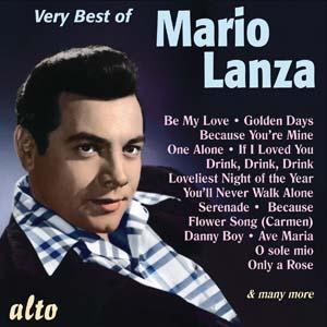 Album The Very Best of Mario Lanza