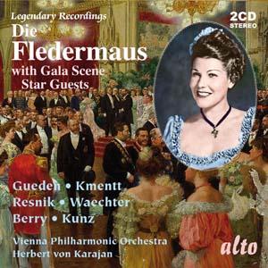 Album Die Fledermaus