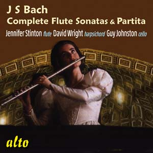 Album J.S. Bach: Complete Flute Sonatas & Solo Partita