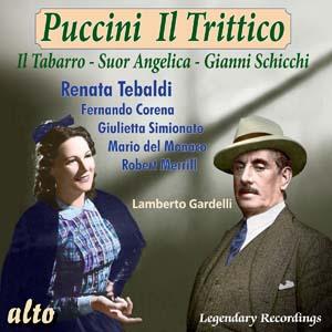 Album Puccini: Il Trittico