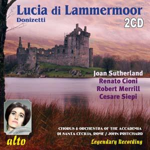 Album Lucia di Lammermoor
