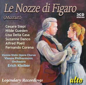 Album Mozart: Le Nozze di Figaro