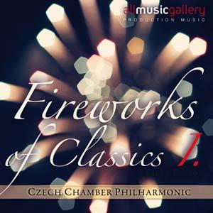Album Fireworks of Classic Czech Chamber Philharmonic
