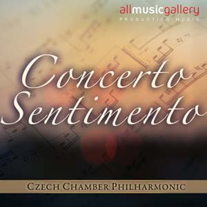 Album Sentimento Czech Chamber Philharmonic