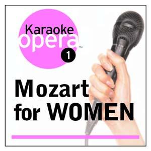 Album Karaoke Opera: Mozart for Women