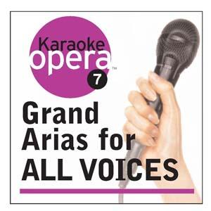 Album Karaoke Opera: Grand Arias for All Voices
