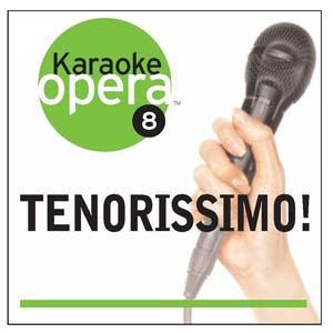 Album Karaoke Opera: Tenorissimo!