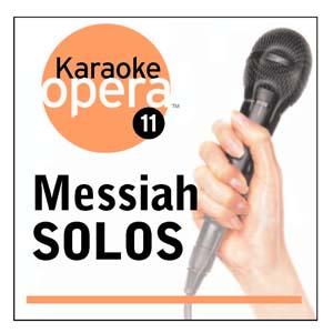 Album Karaoke Opera: Messiah Solos