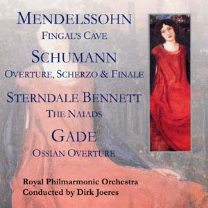 Album Schumann; Mendelssohn; Gade; Sterndale Bennett