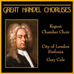 Album Great Handel Choruses