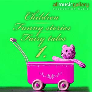 Album Children, Funny stories, Fairy tales I