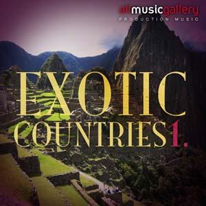 Album Exotic Countries I