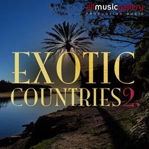 Album Exotic Countries II