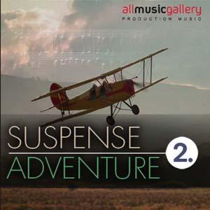 Album Suspense, Adventure II