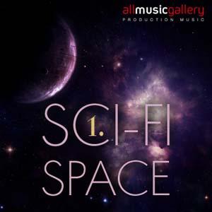 Album Sci-fi, Space 1
