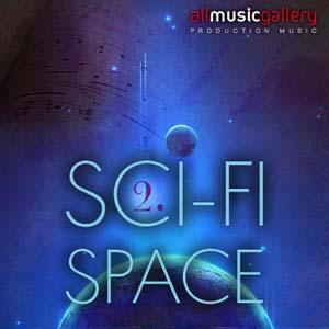 Album Sci-fi, Space 2