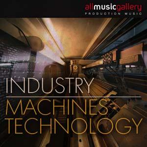 Album Industry, Machines, Technology