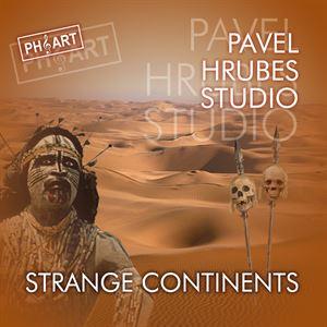 Album Strange continents
