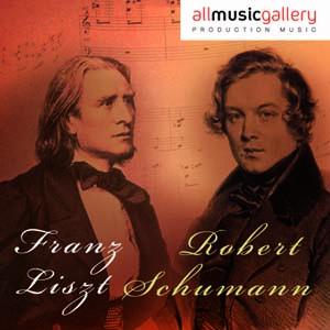 Album R.Schumann, F.Liszt