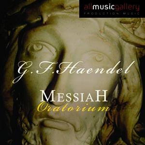 Album G.F.Haendel Messiah – Oratorium, CD2