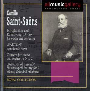 Album C.Saint-Saens