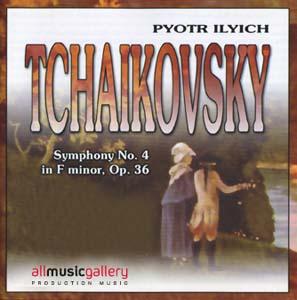 Album P.I.Tchaikovsky - Symphony No.4 in F minor, Op.36