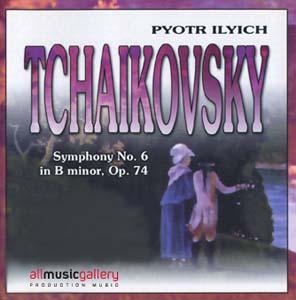 Album P.I.Tchaikovsky - Symphony No.6 in B minor, Op.74