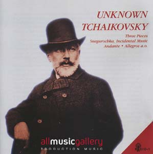 Album Unknown P.I.Tchaikovsky
