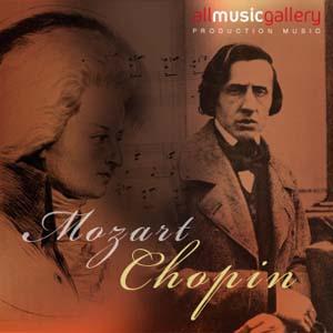Album W.A.Mozart, F.Chopin