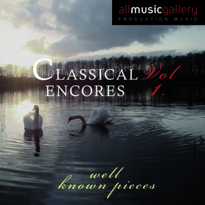 Album Classical Encores (well known pieces) Vol.1