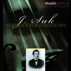 Album J.Suk, Serenade for Strings Op.6