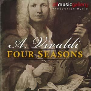 Album A.Vivaldi, Four Seasons