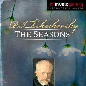 Album P.I.Tchaikovsky, The Seasons