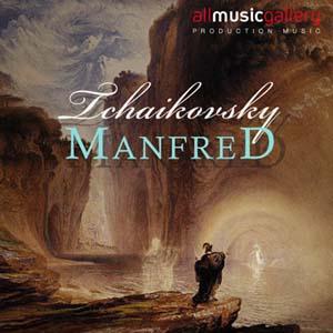 Album P.I.Tchaikovsky, Manfred