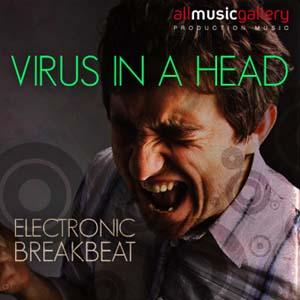 Album Virus in A Head - Electronic Breakbeat