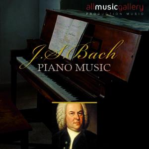 Album J.S.Bach - Piano Music