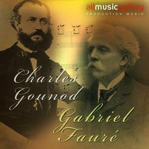 Album Ch.Gounod, G.Fauré
