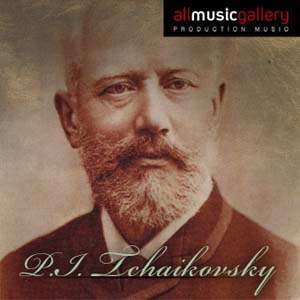 Album P.I.Tchaikovsky