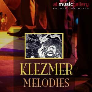 Album Klezmer Melodies