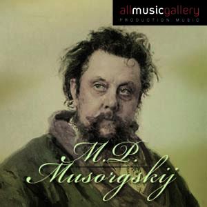 Album M.P.Musorgsky