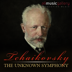 Album P.I.Tchaikovsky, The Unknown symphony, Elegy in Memory of Samarin, Serenade for string Orchestra, Op.48