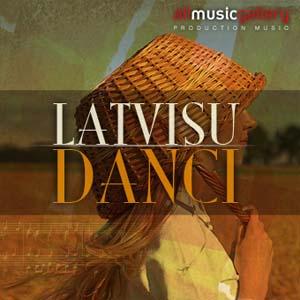 Album Latvisu Danci
