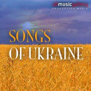 Album Songs of Ukraine