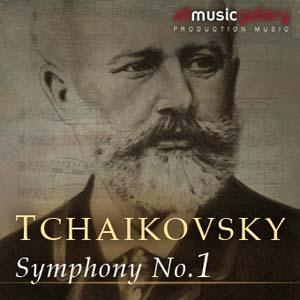Album P.I.Tchaikovsky Symphony No.1
