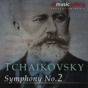 Album P.I.Tchaikovsky Symphony No.2